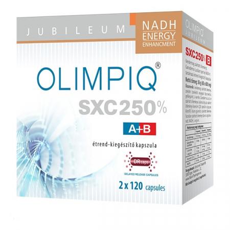 Olimpiq SXC Jubileum 250%