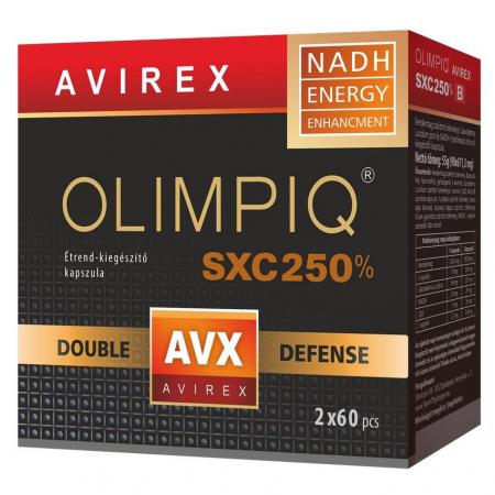 Olimpiq SXC Avirex kapszula, 2x60 db
