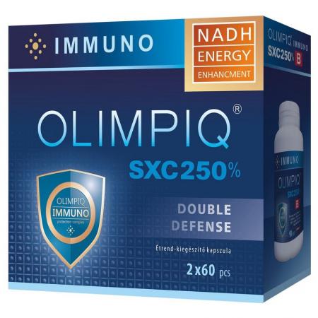 Olimpiq SXC Immuno kapszula, 2x60 db
