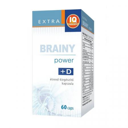 Extra Brainy Power +D